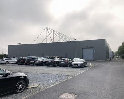 Warehouse<span>900</span>m² for rent
