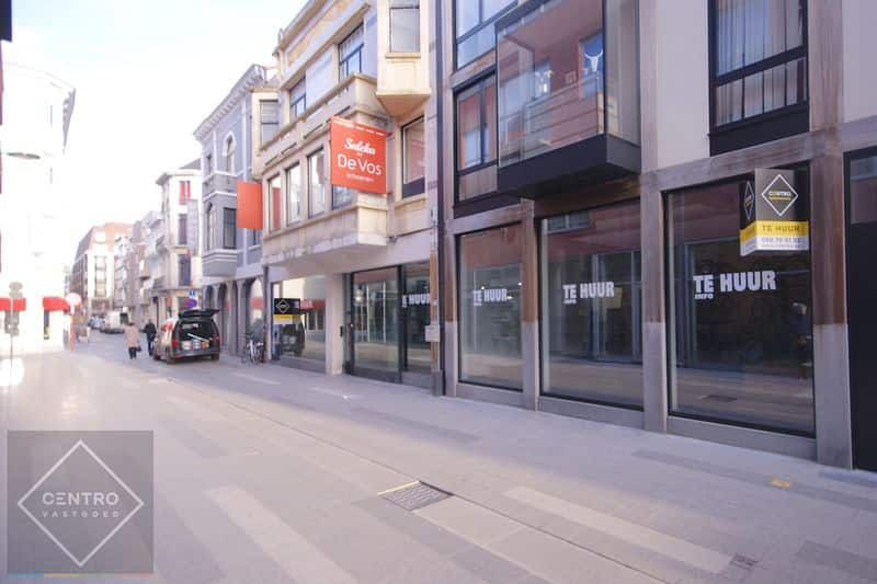 Business for rent in Blankenberge
