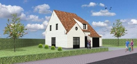 House for sale in Sint Idesbald