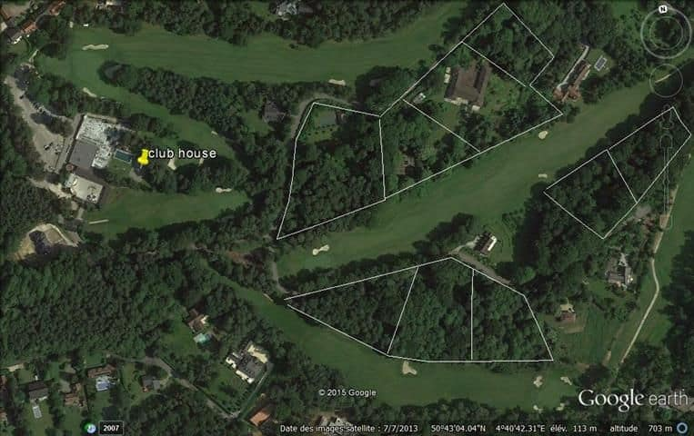 Land for sale in Grez Doiceau