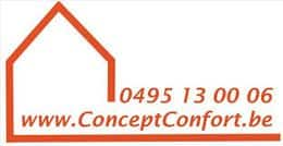 Concept Confort, agence immobiliere Limelette
