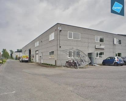 Warehouse<span>455</span>m² for rent