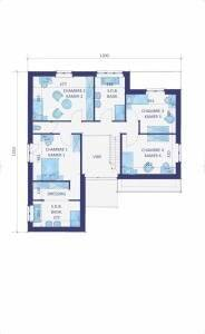 House<span>233</span>m² for rent