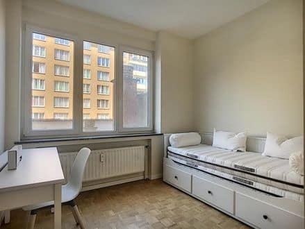 Studio flat<span>21</span>m² for rent Brussels