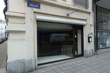 Business<span>40</span>m² for rent Sint Gillis