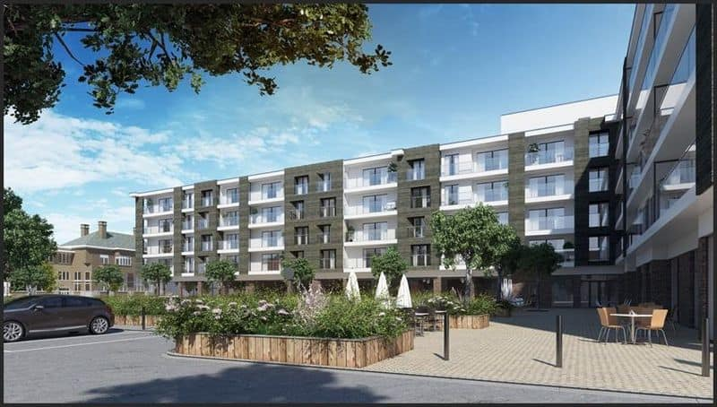 Apartment for sale in Sint Pieters Woluwe