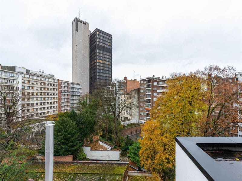 Penthouse te huur in Brussel