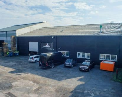 Warehouse for rent Zedelgem