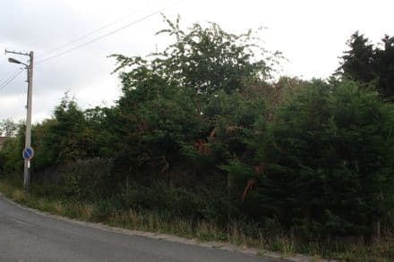Land<span>640</span>m² for rent Callenelle