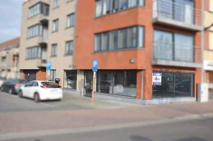 Business<span>200</span>m² for rent Ostend