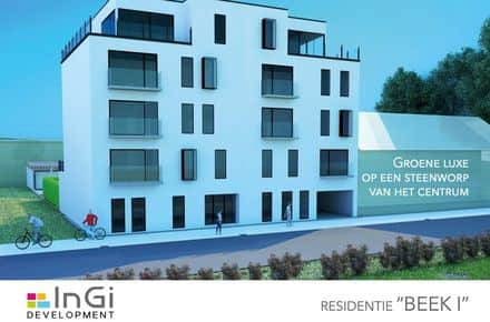 Appartement te huur Ronse