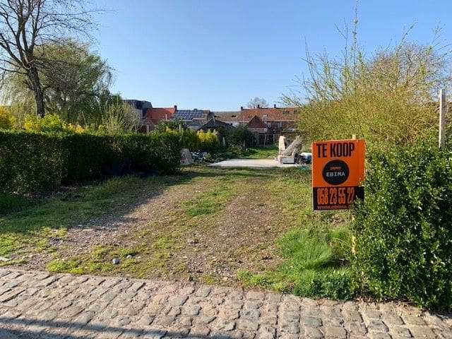 Land for sale in Houthulst