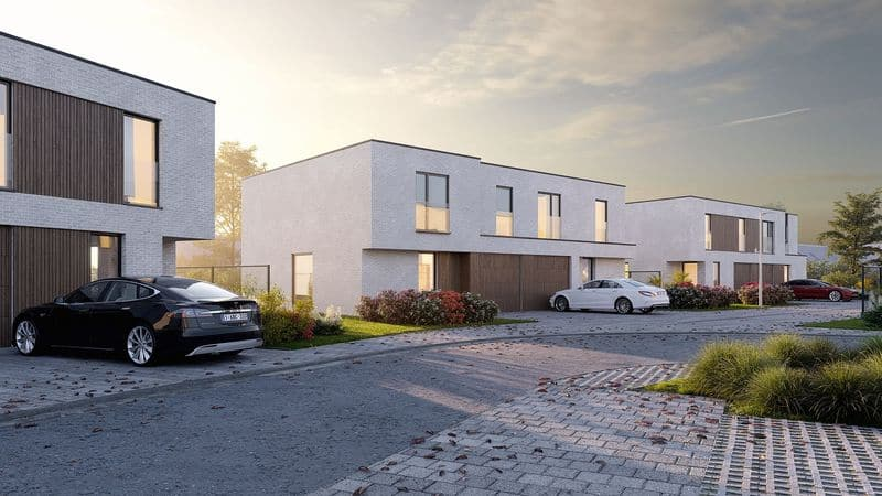 House for sale in Jabbeke