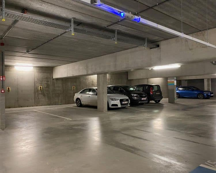 Parking space or garage for sale in Ghent