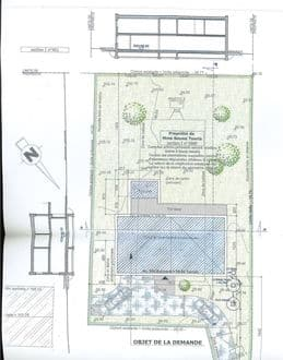 Building land<span>1207</span>m² for rent