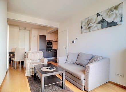 Penthouse<span>55</span>m² for rent Etterbeek