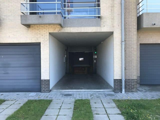 Special property for rent in Zeebrugge