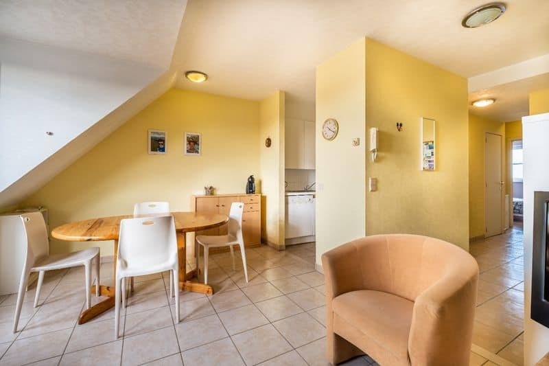 Apartment for sale in Sint Idesbald