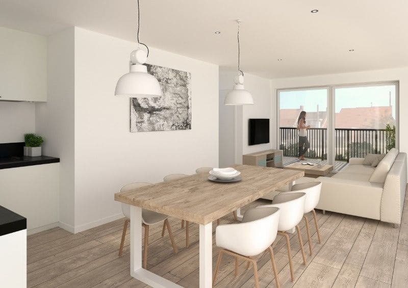 Apartment for sale in Ooigem