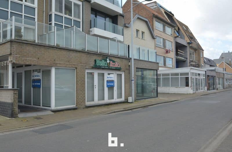 Business for sale in Bredene