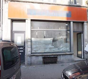 Business<span>85</span>m² for rent Anderlecht