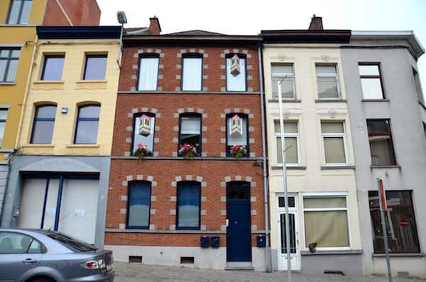 Apartment for rent in Binche