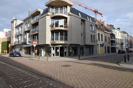 Office or business for rent Blankenberge