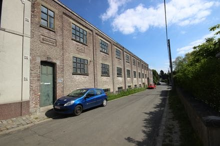 Warehouse<span>1650</span>m² for rent