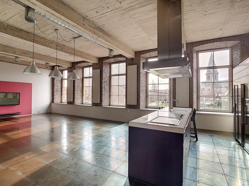 Loft for sale in Beersel