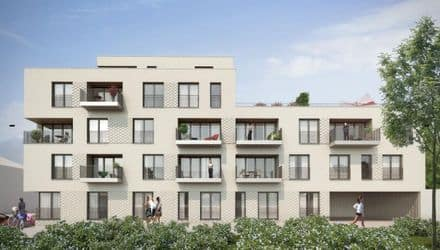 Apartment<span>113</span>m² for rent Anderlecht