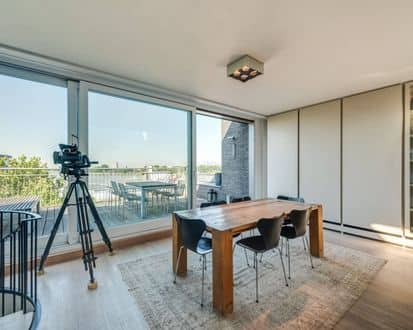 Penthouse<span>161</span>m² for rent