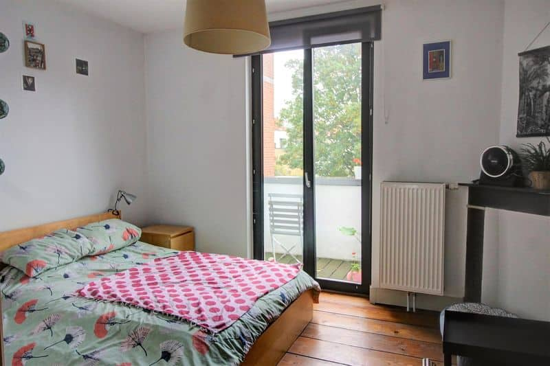 Appartement te huur in Elsene
