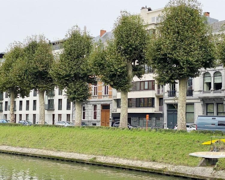 Ground floor flat for rent in Ghent