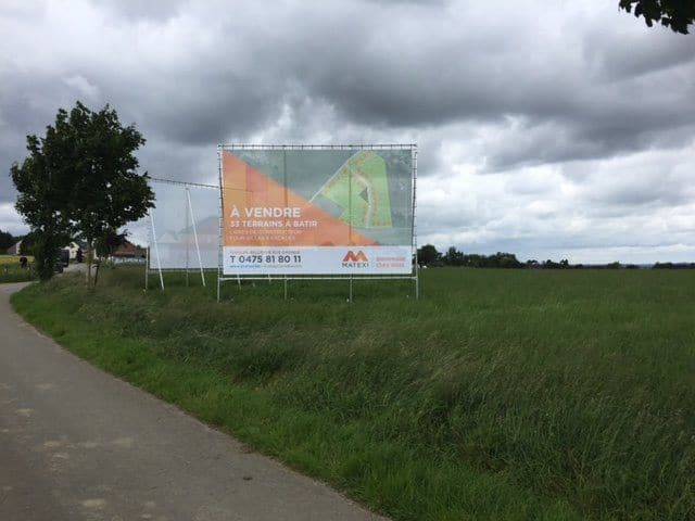 Land for sale in Aiseau Presles