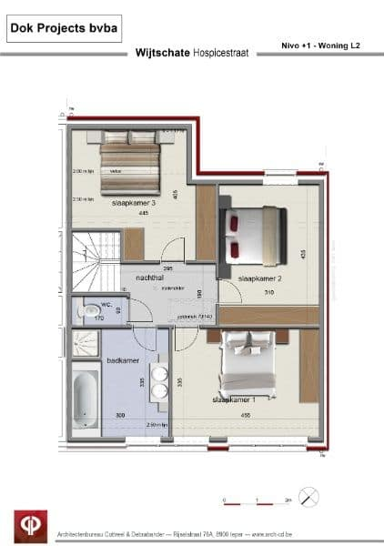Apartment for sale in Wijtschate