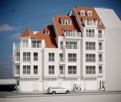 Apartment<span>59</span>m² for rent Blankenberge