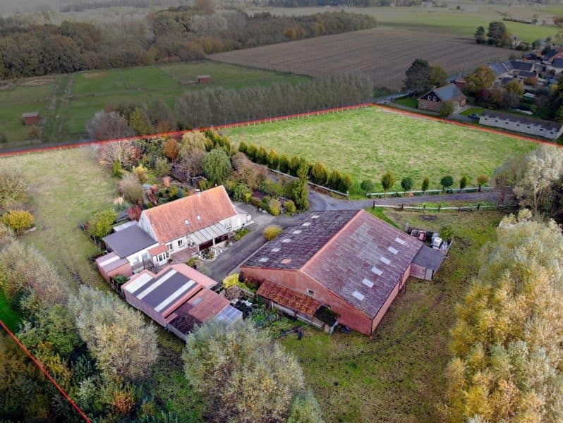 Farmhouse for sale in Aalter
