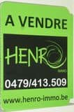 Henroimmo, real estate agency Tournai