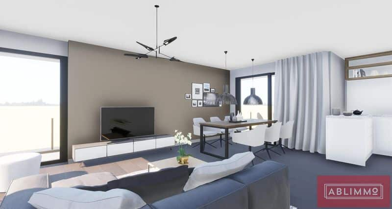 Penthouse for sale in Aalst