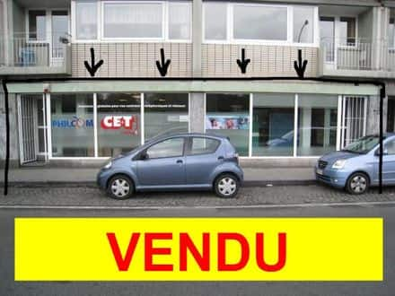 Shop<span>275</span>m² for rent