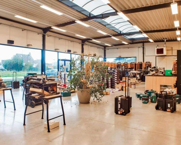Retail space for rent in Oostkamp