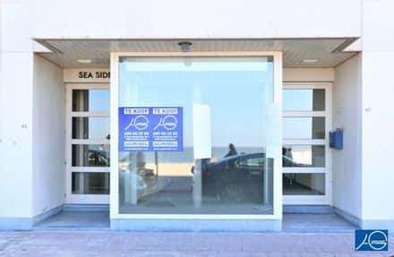 Business<span>80</span>m² for rent Knokke