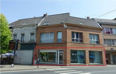 Business<span>120</span>m² for rent Tubize