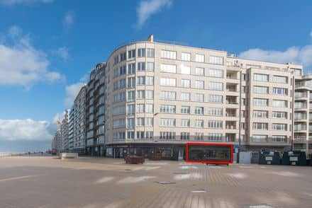Business<span>125</span>m² for rent Ostend