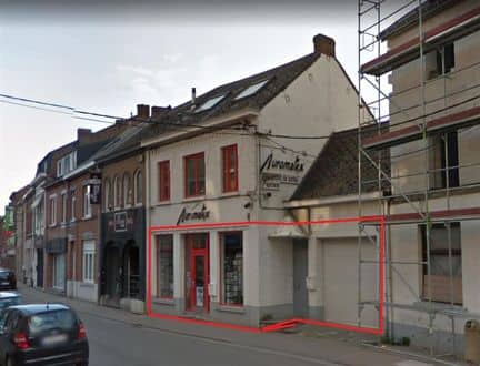 Office or business<span>186</span>m² for rent Gembloux