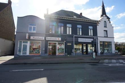 Duplex for rent Sint Andries