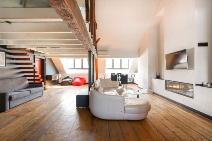 Loft for sale in Brussels