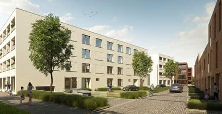 Apartment<span>64</span>m² for rent Aalst