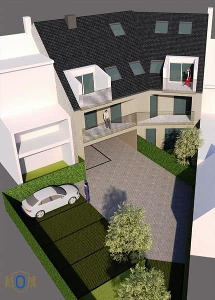 Parking space or garage for sale in Oostkamp