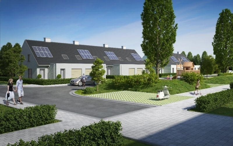 House for sale in Geluwe